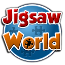 Jigsaw World mobile app icon
