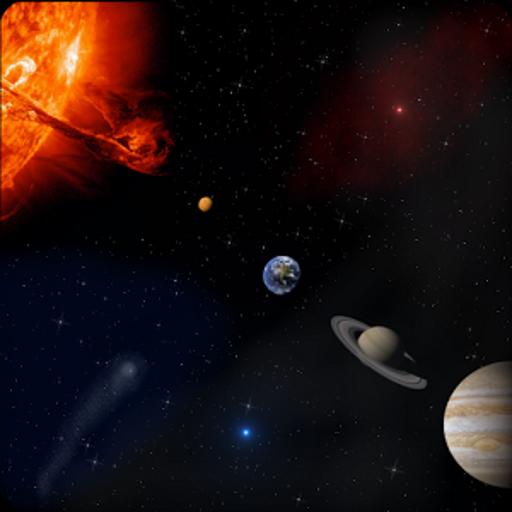 Ηλιακό Σύστημα 3D ver.1 LOGO-APP點子