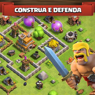 Download Clash of Clans v8.67.8 APK + GEMAS INFINTAS (Mod) Full - Jogos Android