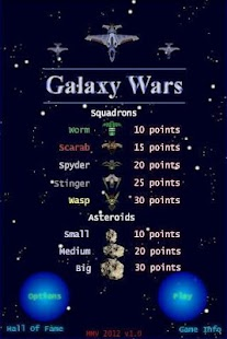 Galaxy Wars- screenshot thumbnail
