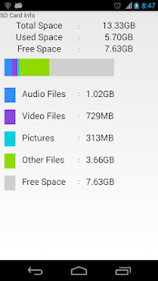 SD File Manager/Explorer - screenshot thumbnail