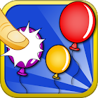 Balloon Frenzy - Pop them all icon