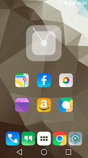 Aurora UI Square - Icon Pack - screenshot thumbnail