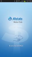 Screenshot of Allstate Access to Savings