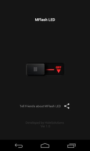 MFlash LED