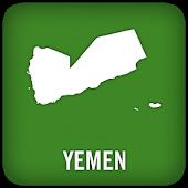 Yemen GPS Map