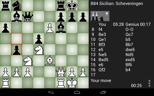 Chess Genius Lite 3.0.4 screenshots 5