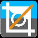 Image No Crop - Square Image icon