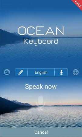 Ocean Emoji GO Keyboard Theme 1.85.5.82 screenshot 189091
