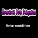 Household Duty Delegation icon