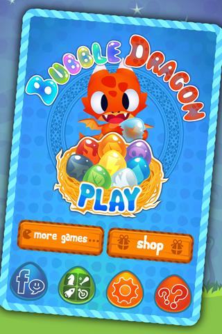 Bubble Dragon - Shooting Game - screenshot