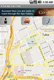 Find My Car Free - screenshot thumbnail
