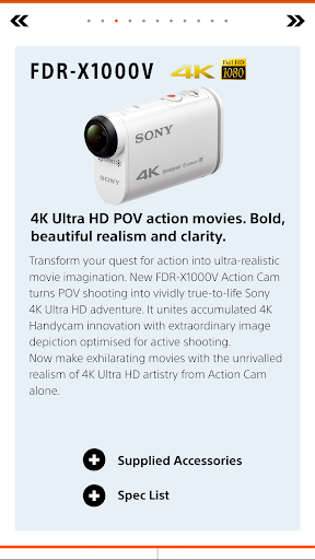 【免費媒體與影片App】Action Cam Magazine (by Sony)-APP點子