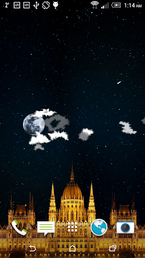 Night Sky Star Castle FREE