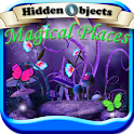 Hidden Objects Magical Places icon