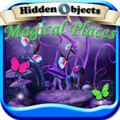 Hidden Objects Magical Places
