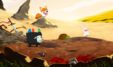Color Sheep Screenshot 2