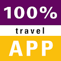 100% Stedengidsen icon