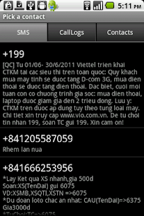 Anti SMS Spam & Private Box - screenshot thumbnail
