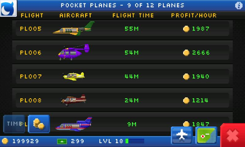 Pocket Planes- screenshot