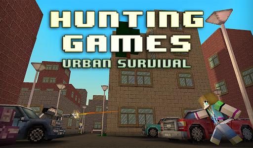 Hunting Games - Mini Survival
