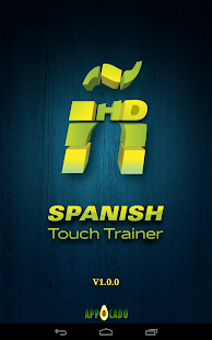 Spanish Touch Trainer- screenshot thumbnail