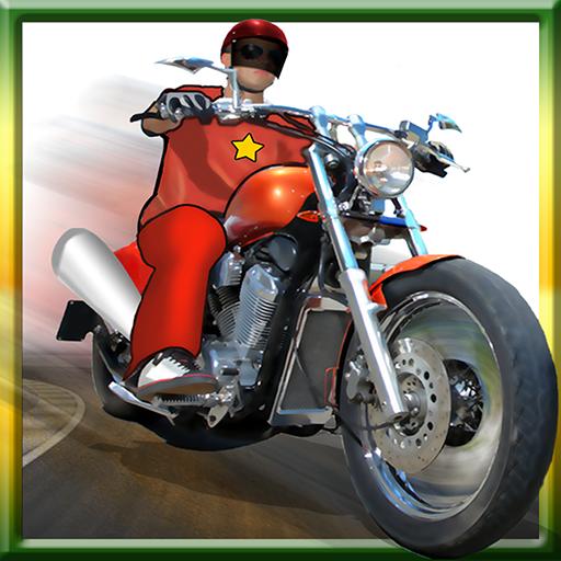 Cruiser Bike Racer 角色扮演 App LOGO-APP試玩