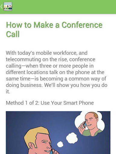 Conference Call Guide