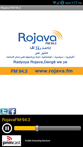 Rojava FM 94.3