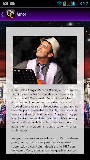 【免費娛樂App】Comparsas de Carnaval-APP點子