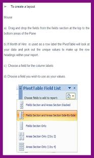 玩書籍App|MS Excel 2007 Advance Tutorial免費|APP試玩