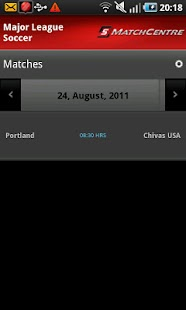 STATS MatchCentre - screenshot thumbnail