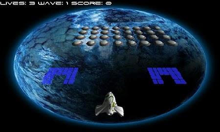 3D Invaders Beta - 3D Game Screenshot 2