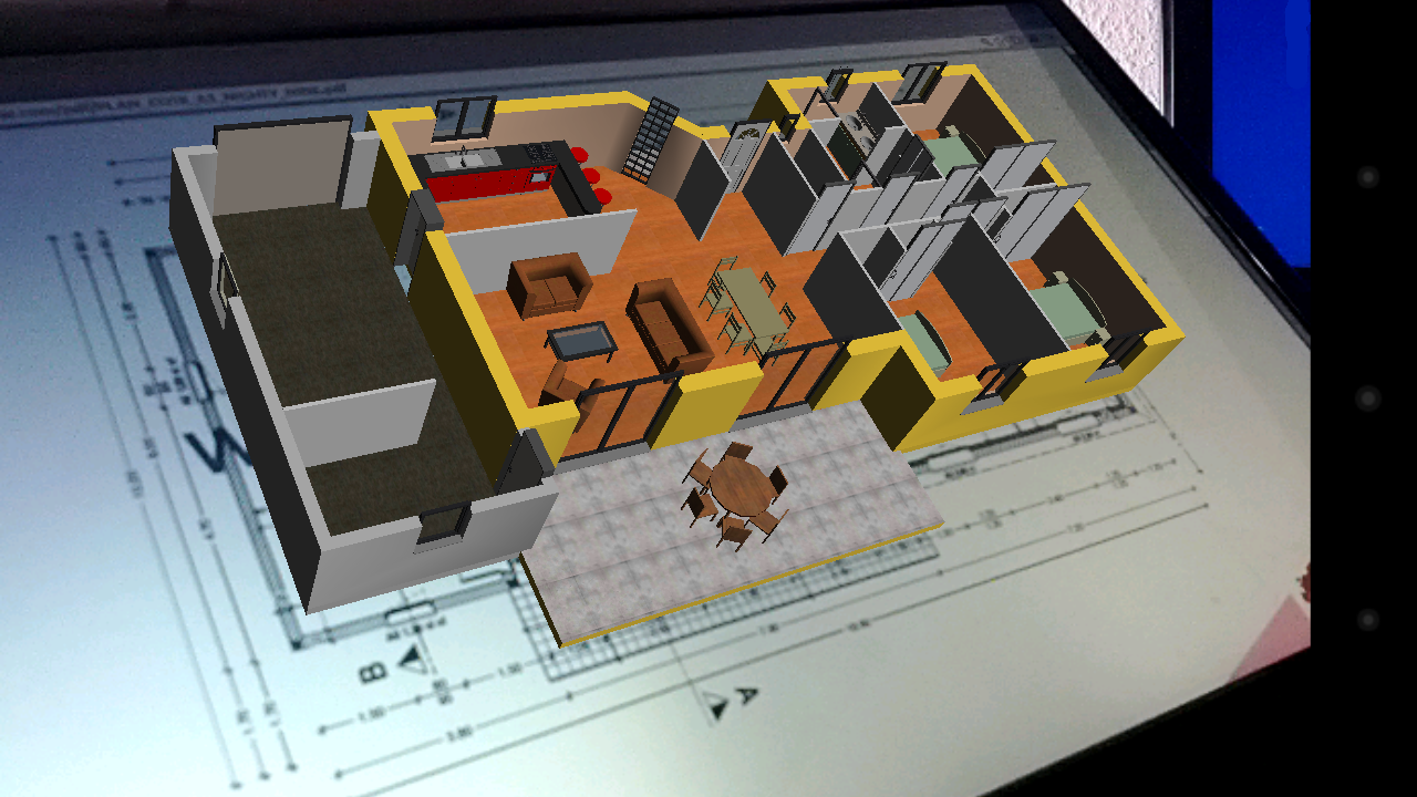 Virtual plan 3d android apps on google play for Application dessin 3d