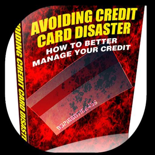 Avoid Credit Card Disaster 書籍 App LOGO-硬是要APP