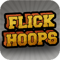 Flick Hoops logo