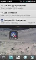 Screenshot of CatLog - Logcat Reader!