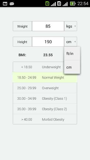 【免費健康App】Your BMI-APP點子