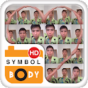 Body Symbol HD icon