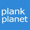 Plank Planet logo
