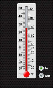 Thermometer - Android app on AppBrain