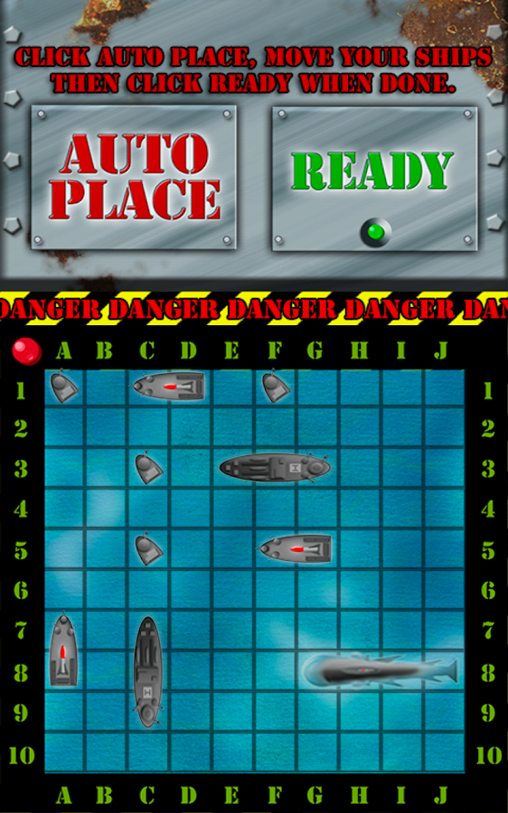Sea battle: pocket battleships - screenshot