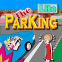 The PARKING 【LITE Version】(E) logo