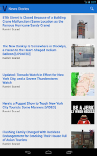 Village Voice - screenshot thumbnail