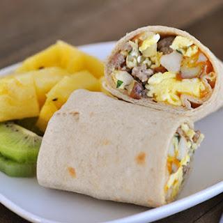 My Favorite Breakfast Burritos