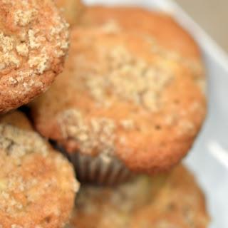 Apple Crumb Coffee Cupcakes