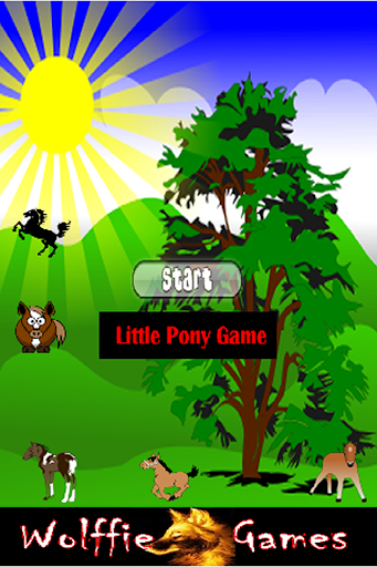 Little Pony Puzzle Games