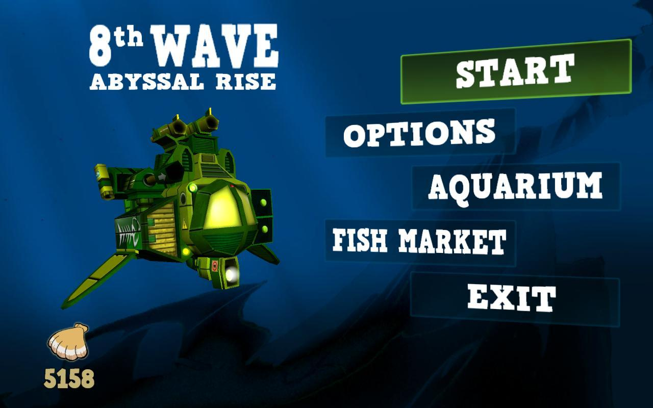 8th Wave: Abyssal Rise - screenshot