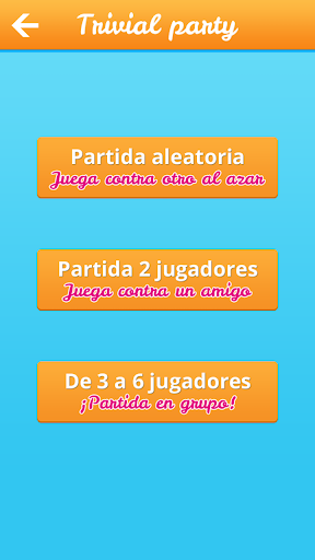 【免費益智App】Trivial party: juego preguntas-APP點子