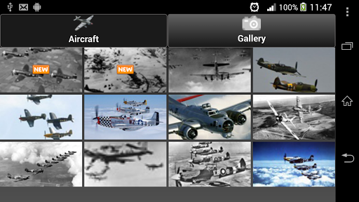 【免費娛樂App】WWII - Fighters & Bombers-APP點子